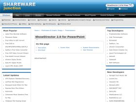 showdirector-2-0-for-powerpoint.sharewarejunction.com