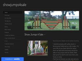 showjumps4sale.com