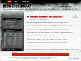 shukirmanz.wordpress.com