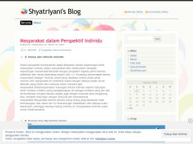 shyatriyani.wordpress.com