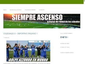 siempreascenso.com.ar