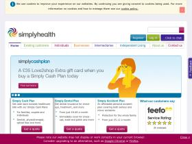 simplyhealth.uk.com