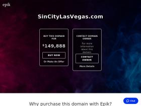 sincitylasvegas.com