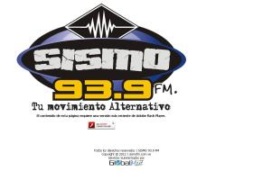 sismofm.com.ve