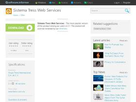 sistema-tress-web-services.software.informer.com