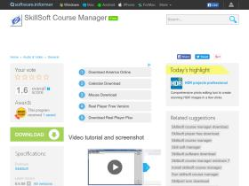 skillsoft-course-manager.software.informer.com
