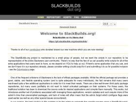 slackbuilds.org