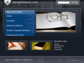 slangdictionary.com