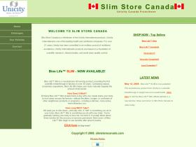 slimstorecanada.com