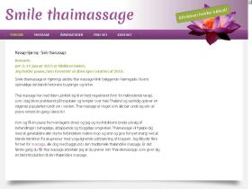 gay massage smile thaimassage hjørring
