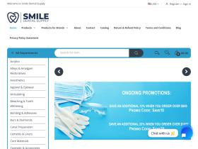 smiledentalsupply.com