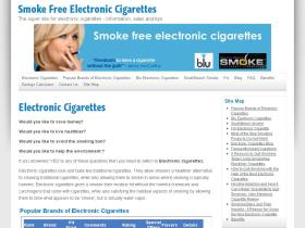 smokefreeelectroniccigarettes.com