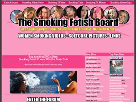 smokingfetishboard.com