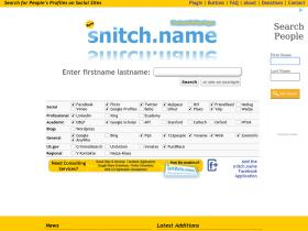 snitch.name