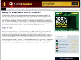 soccer-friendlies.com