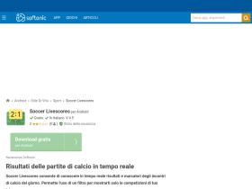 soccer-livescores.softonic.it