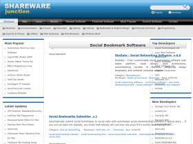 social-bookmark-software.sharewarejunction.com