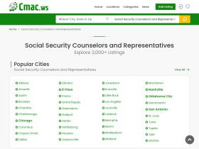 social-security-representatives.cmac.ws