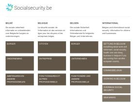 socialsecurity.be