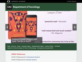 sociology.uoregon.edu