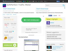 softperfect-traffic-meter.software.informer.com