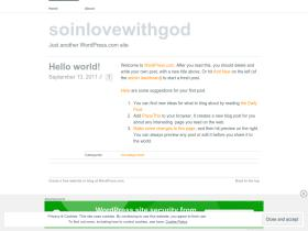 soinlovewithgod.wordpress.com