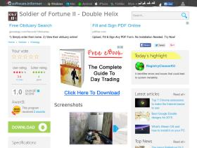 soldier-of-fortune-ii-double-helix.software.informer.com