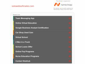 solowebsoficiales.com