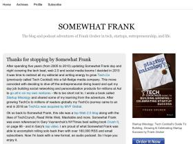 somewhatfrank.com