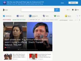 sony.in.msn.com
