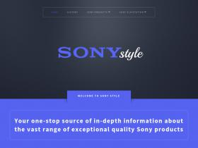 sonystyle.co.uk
