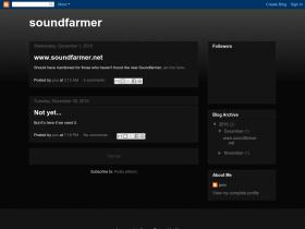 soundfarmer.blogspot.com