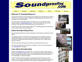 soundproofing.com