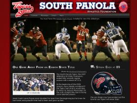 southpanolaathletics.com