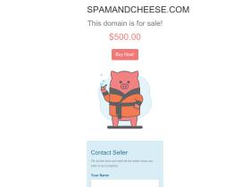 spamandcheese.com