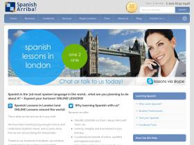spanisharriba.co.uk