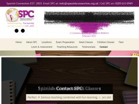 spanishconnection.org.uk