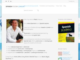 spanishtutorlondon.co.uk
