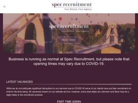 specrecruitment.co.uk