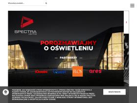 spectra-lighting.com.pl