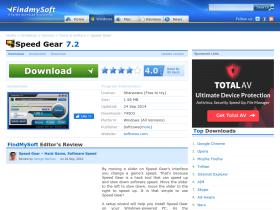 speed-gear.findmysoft.com