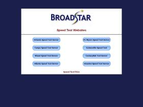 speedtest.broadstar.com
