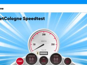 speedtest.netcologne.net