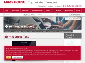speedtest.zoominternet.net