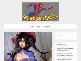 spidermangamez.com