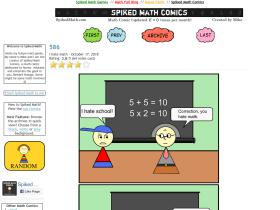 spikedmath.com