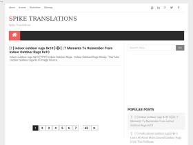 spiketranslations.blogspot.com