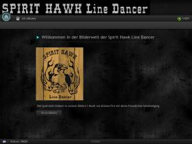 spirit-hawk-linedancer.magix.net