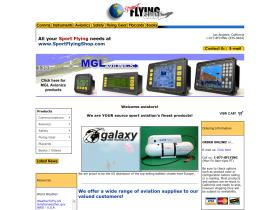 sportflyingshop.com