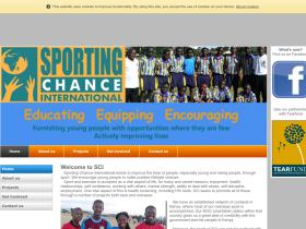 sportingchanceinternational.org.uk